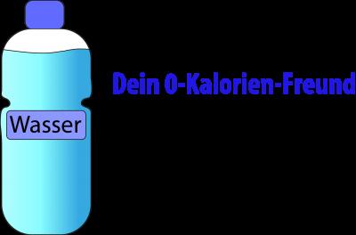 Dein 0-Kalorien-Freund