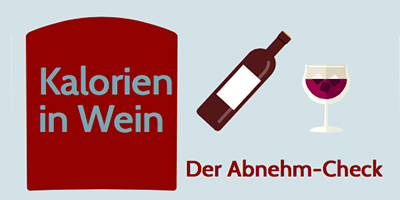 Kalorien in Wein