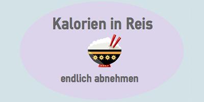 Kalorien in Reis