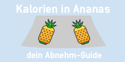 Kalorien in Ananas