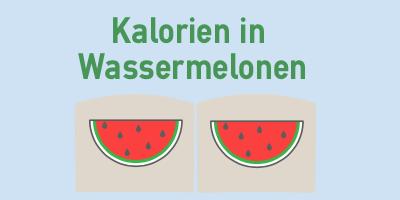 Kalorien In Wassermelonen Der Grosse Kalorien Guide Mit Video