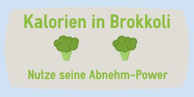 Kalorien in Brokkoli