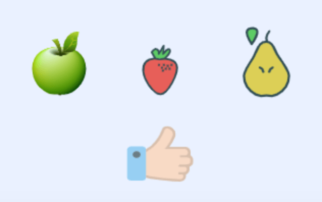 Die Kalorien in Birnen im Vergleich mit anderen Obst-Sorten