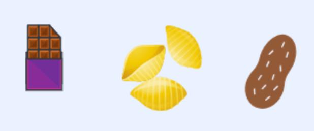 Kalorien in Popcorn im Vergleich zu anderen Knabbereien