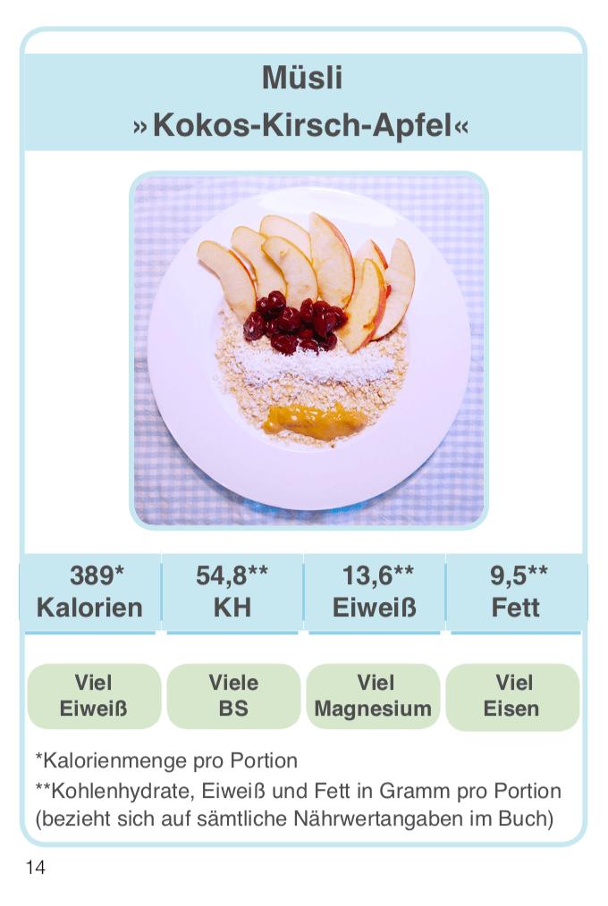 Kalorienarme Rezepte zum Abnehmen 1