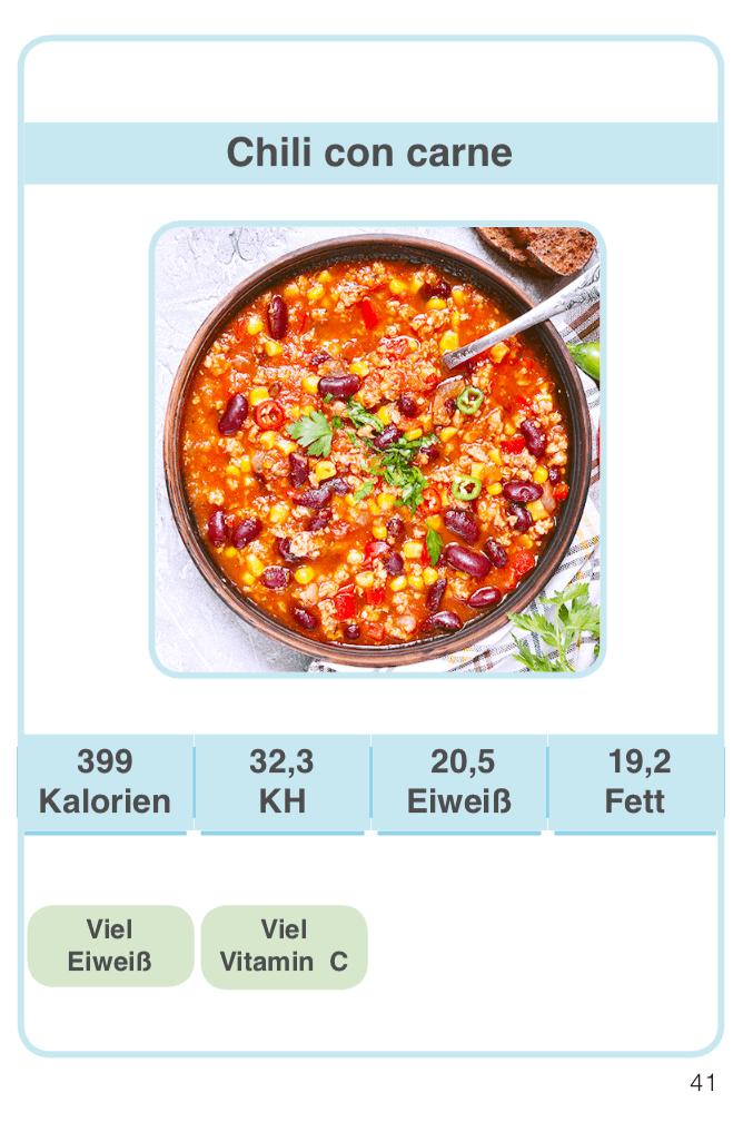 Kalorienarme Rezepte zum Abnehmen 2